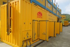 AC6.6kv-2100kw Load Bank For China General Nuclear Power Cor